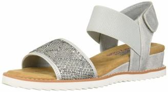 Skechers BOBS Women's Kiss-Desert Disco Sandal