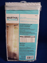 Martha Stewart Living Curtains. Vine Stripe 58in X 84in