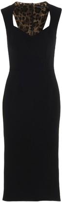 Dolce & Gabbana Midi Sheath Dress