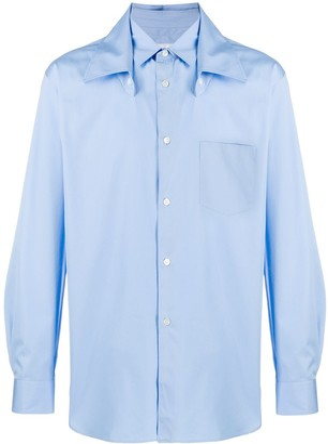 Comme des Garçons Shirt Double Collar Shirt