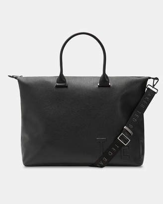 Ted Baker BREANAH Leather branded large tote