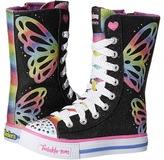 Skechers Twinkle Toes - Shuffles 10701L Lights (Little Kid/Big Kid)