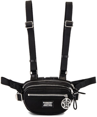 Burberry Cannon Backpack in Black | FWRD