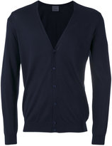 Laneus V-neck cardigan - men - Silk/Cashmere - 48