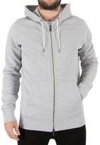 Levi's Men's Original Zip Hoodie, Grey grey