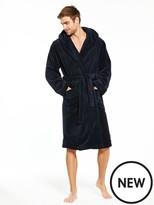 Very Hooded Wellsoft Robe