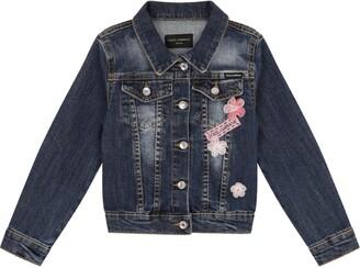 Dolce & Gabbana Kids Denim Jacket (2-6 Years)