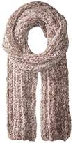 Collection XIIX Chenille Knit Long Skinny Scarves