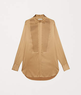 Bottega Veneta SHIRT IN LACQUER SATIN