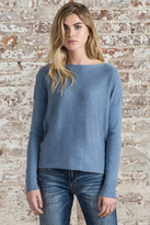 Lilla P Long Sleeve Boatneck Sweater