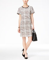 Tommy Hilfiger London Tweed Shift Dress