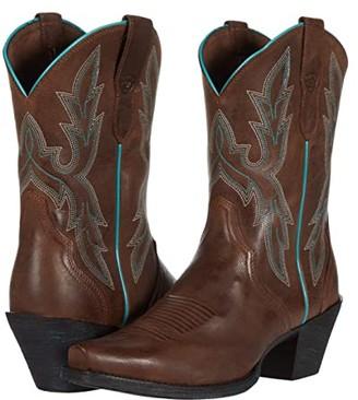 Ariat Round Up Bella (Barnwood) Cowboy Boots