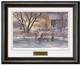 Heritage Hockey Remember The Goal Paul Henderson Signed Limited Edition Framed Print