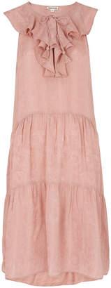 Whistles Stephanie Jacquard Dress