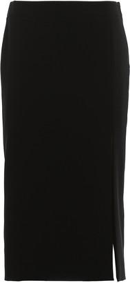 Moschino Side Slit Midi Skirt