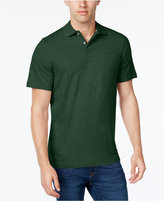 Tasso Elba Men's Heather Polo, Classic Fit