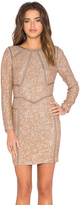 Hoss Intropia Embellished Shift Dress