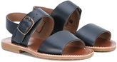Pépé Kids - sandals - kids - Leather/rubber - 22