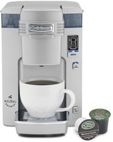 Cuisinart single serve coffee maker