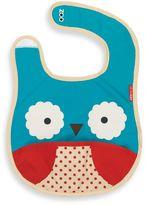 Bed Bath & Beyond SKIP*HOP® Zoo Tuck-Away Bibs in Owl