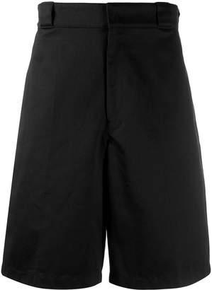 Prada welt pocket tailored shorts