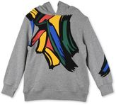 Stella McCartney paint strokes heath sweatshirt