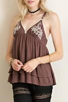 Entro Double Layered Top