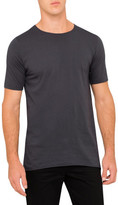 Bassike Stripe Original Tail T Shirt