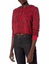 True Religion Women's Leopard Hoodie
