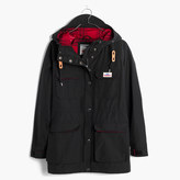 Madewell x Penfield® Kasson Parka in True Black
