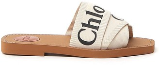 Chloé Woody Flat Mules