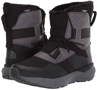 The North Face UX Metro Atmos Mid (TNF Black/Zinc Grey) Women's Shoes