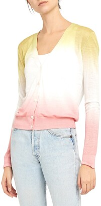 Theory Ombre Cardigan