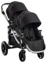 Baby Jogger City Select® Stroller with Second Seat in Onyx/Silver