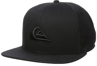 Quiksilver Chompers Hat (Black) Baseball Caps
