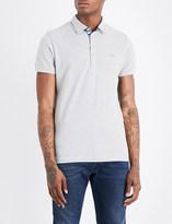 Diesel T-Raga cotton-piqué polo shirt