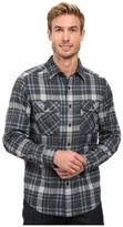 Royal Robbins Performance Flannel Plaid Long Sleeve Shirt
