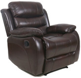 Andover Mills Lindsay Leather Recliner