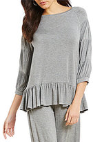 IC Collection Bell Sleeve Top