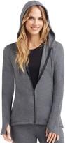Cuddl Duds Women's Comfortwear Full Zipper Hoodie