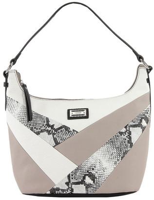 Cellini CSR056 Gwen Zip Top Hobo Bag