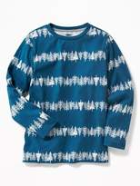 Old Navy Softest Printed Slub-Knit Tee for Boys