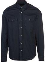Wesc Men's Fakir Long Sleeve Regular Fit Shirt