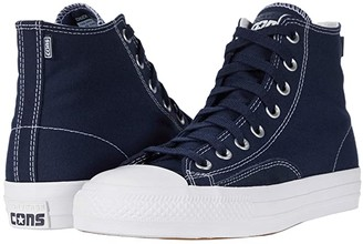 Converse Skate Cons Chuck Taylor All Star Pro - Hi (Obsidian/White/White) Shoes