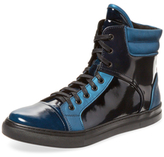 Kenneth Cole Double Header II Hi-Top