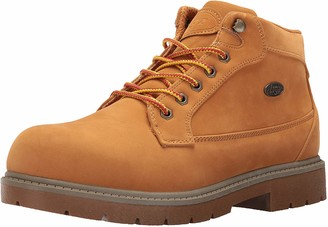 Lugz Men's Mantle Mid Classic Memory Foam Chukka Fashion Boot