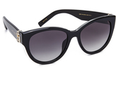 Marc Jacobs Double J Cat Eye Sunglasses