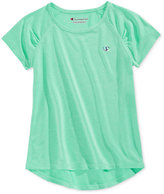 Champion High-Low Hem T-Shirt, Toddler & Little Girls (2T-6X)