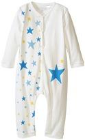 Little Marc Jacobs Cotton Stars Print Bodysuit Girl's Jumpsuit & Rompers One Piece
