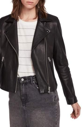 AllSaints Dalby Biker Jacket